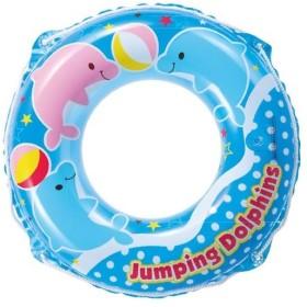 ヒオキ(HIOKI) ジャンピングドルフィンウキワ ビーチグッツ WN3955 水遊び 浮き輪 うきわ ビーチボード ビーチフロート