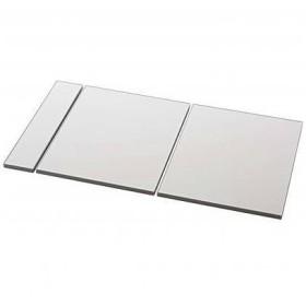 T16-4SBN クリナップ 風呂フタ スマート浴槽用バスボード兼用断熱組フタ(アクリア) (9990539)