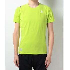 ルコック(le coq) QB-010363 FGN 半袖シャツ ランニング Tシャツ (ユニセックス)
