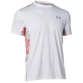 アンダーアーマー(UNDER ARMOUR) 9ストロング ショートスリーブ シャツ UA 9 STRONG SS SHIRT 100:WHT 1313590 野球 ウェア Tシャツ 半袖 メンズ