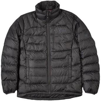 フォックスファイヤー(Foxfire) PFウォームスダウンジャケット ブラック 5113736-025 アウトドアウェア 防寒 アウター メンズ 通勤通学