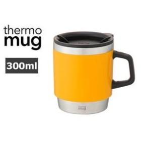 thermo mug/サーモマグ  ST17-30 スタッキングマグ (イエロー)