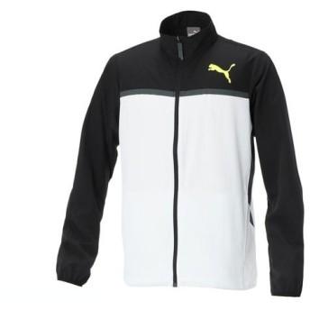 プーマ PUMA メンズ ウーブン ジャケット Woven jacket トレーニング ウェア