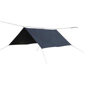 ブッシュクラフト(Bush Craft) ORIGAMI TARP 3×3 ブラックステッチ 300×290cm 02-06-tent-0010 タープ キャンプ アウトドア サバイバル 野営