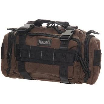 マグフォース(MAGFORCE) Proteus Waistpack DARKBROWN MF-0402 ウエストポーチ バッグ パック 鞄 サバゲー
