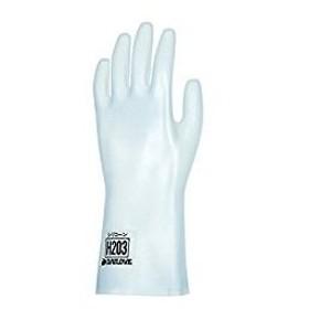 ダイヤゴム  DAILOVE 耐溶剤用手袋 ダイローブH203(S) DH203-S [A060313]