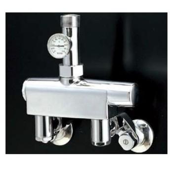 TOTOT TM440BX32 壁付サーモスタット混合水栓 (露出配管形) 32ミリ用