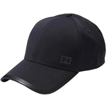 アンダーアーマー(UNDER ARMOUR) シーズナル グラフィックキャップ UA Seasonal Graphic Cap 001:BLK/BLK/BLK LG/XL 1305023 ゴルフウェア 帽子 キャップ