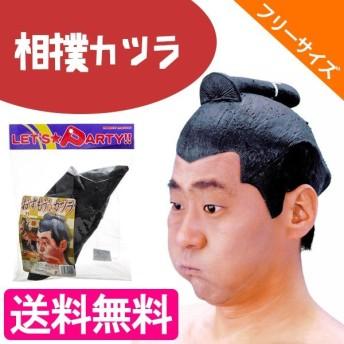 ハロウィン 衣装 コスプレ かつら ちょんまげ 相撲カツラ コスプレ 相撲