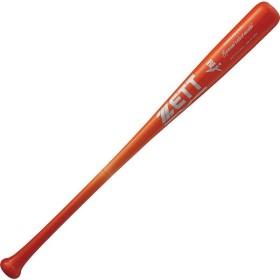 ゼット 【硬式野球用木製バット】 スペシャルセレクトモデル 83cm ライトレッド ZETT BWT14713 6300S