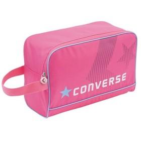 コンバース(CONVERSE) シューズケース ピンク CON C1500097 6100 バスケット アクセサリー バッグ