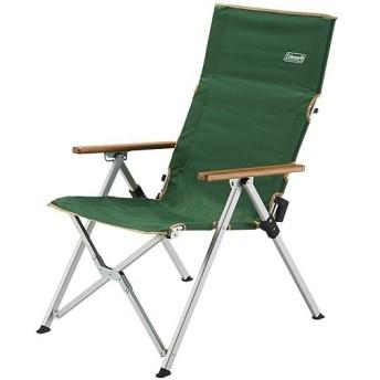 コールマン(Coleman) キャンプ レイチェア(グリーン) 2000026745 アウトドア バーベキュー 椅子 運動会