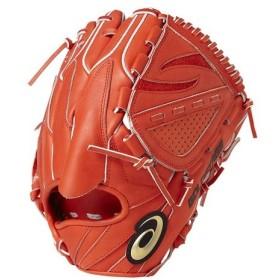 アシックス asics 【専用グラブ袋付き】ゴールドステージ スピードアクセル 硬式用グラブ 投手用 野球 硬式 グローブ ピッチャー用