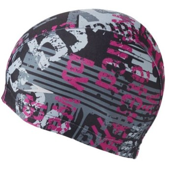 スピード(speedo) トリコットキャップ (F)フリーサイズ SD97C64 FP Fピンク スイムキャップ 水泳帽