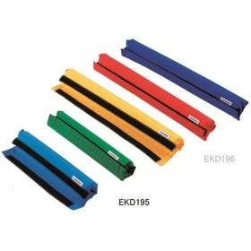 エバニュー 【代引き不可】 鉄棒補助パットL (5本入) 鉄棒 緑 EVERNEW EKD195 500