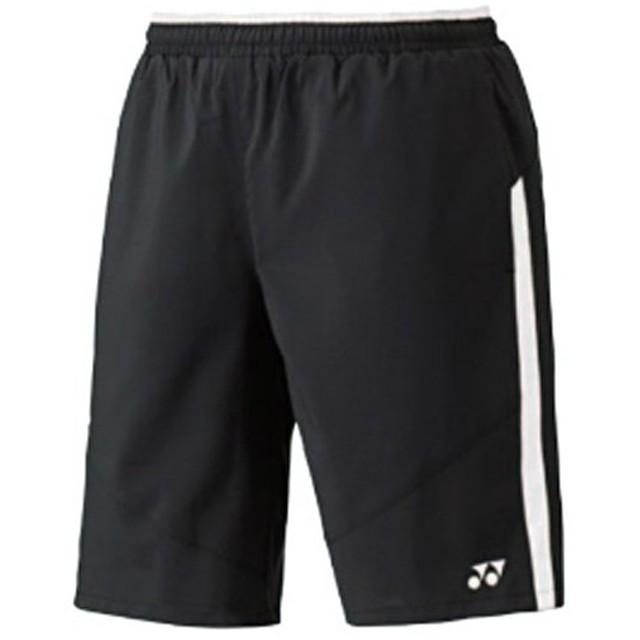 2bbd71f8d9d56 ヨネックス(YONEX) ハーフパンツ フィットスタイル ブラック 15051 007 テニスウェア バドミントンウェア 半