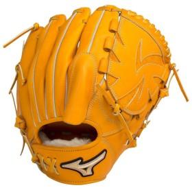 ミズノ 硬式用・グラブ<グローバルエリート>G gear【投手用1】 オレンジ Mizuno 1AJGH14401 54 野球 グローブ 硬式