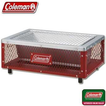 コールマン(Coleman) クールステージテーブルトップグリル(レッド) 170-9432 卓上バーベキューコンロ