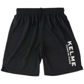 ケルメ(KELME) プラクティスパンツ KC216101 ブラック サッカー フットサル トレーニングウェア 半袖 プラパン