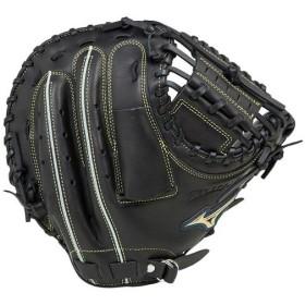 ミズノ(MIZUNO) セレクトナイン 少年軟式用グラブ 捕手用 HG-3型 ブラック 1AJCY16600 09 野球 少年野球 グローブ 軟式