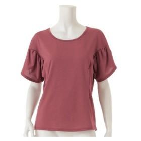 リアルストーン Real Stone レディース デザインTシャツ スポーツ フィットネス 半袖 Tシャツ