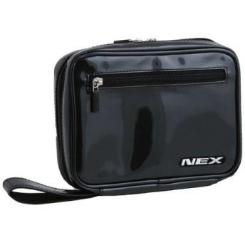 NEX(NEX) PU多機能ポーチ (メンズゴルフポーチ) 413N4PG0019 (Men's)