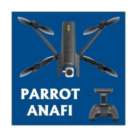 ドローン カメラ付き「PARROT ANAFI」ラジコン パロット GPS 送信機付き 空撮 VS DJI Mavic ゆうパック ★予約商品★