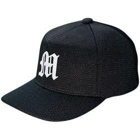 ミズノ(MIZUNO) オールメッシュ 六方型 ブラック 12JW7B1109 野球 キャップ 帽子