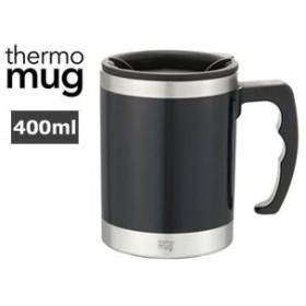 thermo mug/サーモマグ  M16-40-BLK マグ (ブラック)