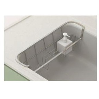 送料無料 トクラス (旧ヤマハ)システムキッチン ドルチェ 洗剤カゴ (Bシンク用) ( 品 番 ) KBSKD12S