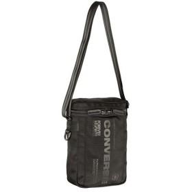 コンバース(CONVERSE) ミニショルダー ブラック/ブラック C1754054 1919 バスケット スポーツ カジュアル バッグ かばん