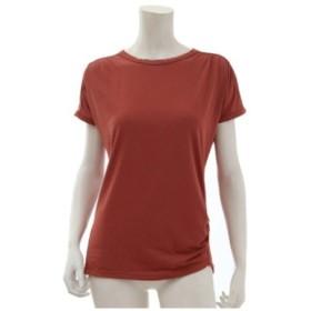 リアルストーン Real Stone レディース Tシャツ スポーツ フィットネス 半袖 Tシャツ