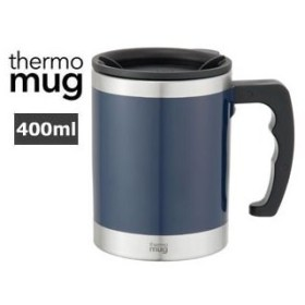 thermo mug/サーモマグ  【納期未定】M16-40-NVY マグ (ネイビー)