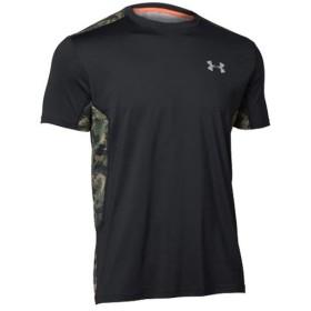 アンダーアーマー(UNDER ARMOUR) 9ストロング ショートスリーブ シャツ UA 9 STRONG SS SHIRT 002:BLK/DTG 1313590 野球 ウェア Tシャツ 半袖 メンズ
