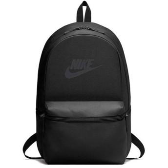 ナイキ(NIKE) ヘリテージ ソリッド バックパック ブラック/ブラック/アンスラサイト BA5749 010 スポーツバッグ リュックサック 鞄 メンズ レディース
