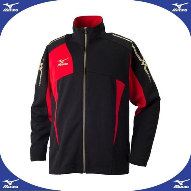 605be5b8b4758 ウォームアップシャツ MIZUNO ミズノ トレーニングウエア ミズノトレーニング ウォームアップスーツ (32JC7010)