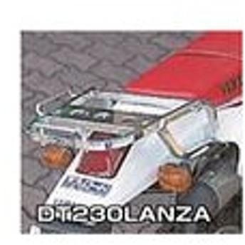 ラフアンドロード ROUGH&ROAD スーパーライトキャリア RALLY591 DT230 LANZA ランツァ RY59112 取寄品
