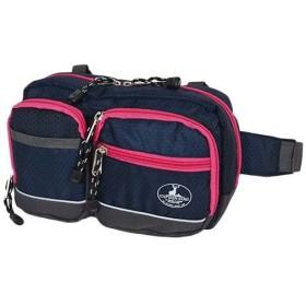 キャプテンスタッグ(CAPTAIN STAG) ハニカムウエスト ネイビー 01212 通勤通学 バッグ 鞄 カジュアル バック