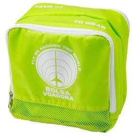 ミズノ(mizuno) ゴルフ インナーバッグ ボルサ BOLSA Mサイズ ライトグリーン 5LJD162600 ゴルフ用品 バック 鞄 収納 2層