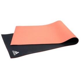 c0e98dec099a0b アディダス(adidas) ヨガマット 両面 6mm レッド/グレー ADYG10640RDGR トレーニング用品 フィットネス エクササイズ  ピラティス