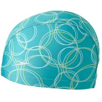 スピード(speedo) トリコットキャップ ジェイド フリーサイズ SD97C43 JD スイムキャップ 水泳帽