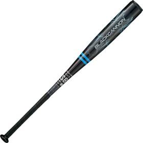 ゼット 軟式FRPバット BLACKCANNON ブラックキャノン 軽量タイプ84cm ブラック ZETT BCT32684 1900