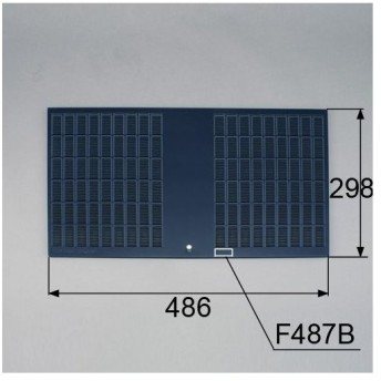 LIXIL リクシル トステム レンジフード用 グリスフィルター 型式:CSF174861T 商品コード : KKZFB087