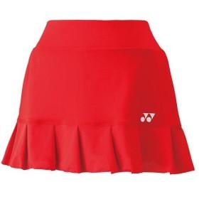ヨネックス(YONEX) ウイメンズ スカート(インナースパッツ付) YY 26032 496 テニスウェア バドミントンウェア スコート レディース