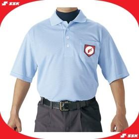 審判用半袖ポロシャツ  SSK エスエスケイ 審判ウェア (UPW027)