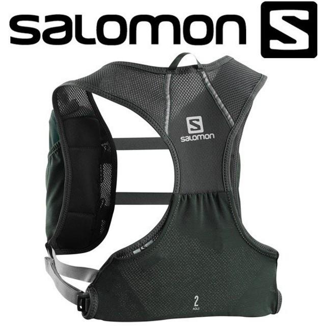 436f5b9513ee サロモン AGILE 2 SET ランニング バッグパック メンズ L40154600 通販 ...