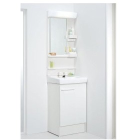 LIXIL オフト FVTN-500/VP1W+MFK-501S 500間口 洗面化粧台