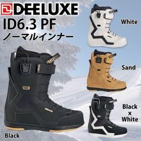 17-18 DEELUXE ID PF アイディー ノーマルインナー メンズ スノーボードブーツ フリースタイル ディーラックス 正規品 [outletsale-boot]