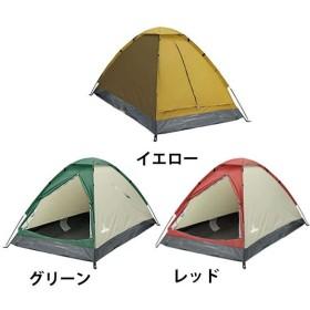 テント ドーム型 組立式 2人用 アウトドア レジャー 海 ドームテント HAC1728 ハック (D)