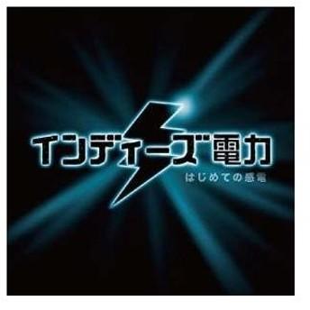 CD/インディーズ電力/はじめての感電